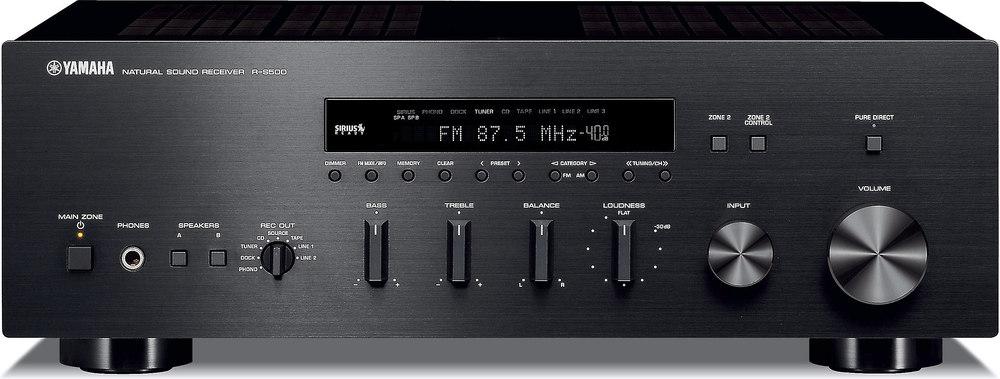 Bose Audio >> Yamaha R-S500 Stereo receiver at Crutchfield.com