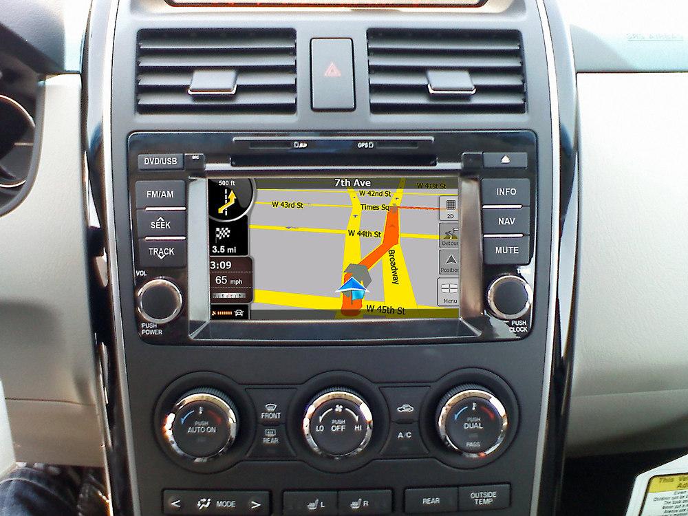 Car Stereos For  Mazda