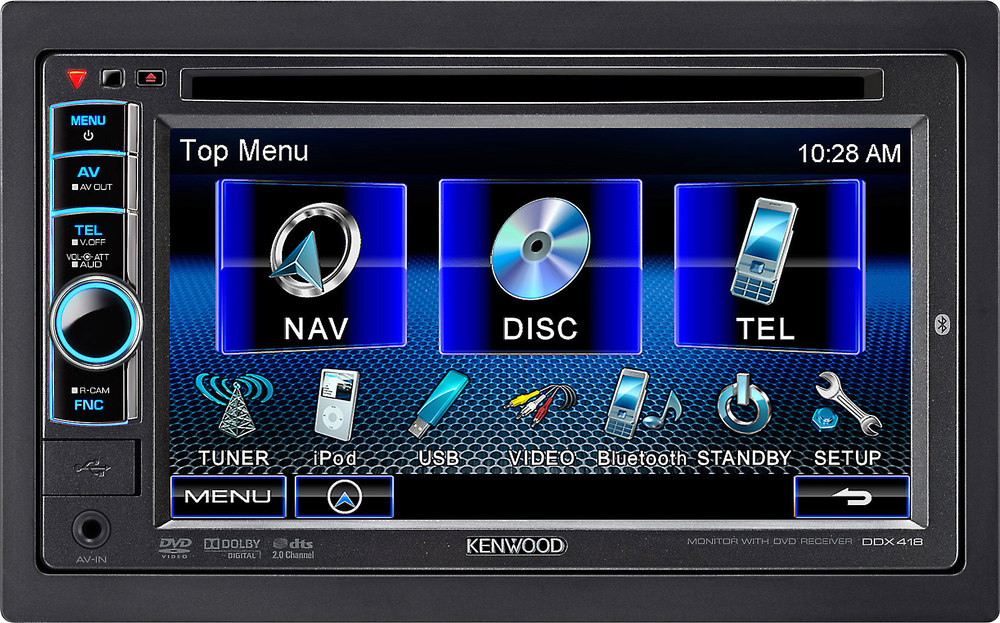 x113DDX418 F 1 kenwood ddx418 dvd receiver at crutchfield com kenwood ddx418 wiring harness diagram at couponss.co