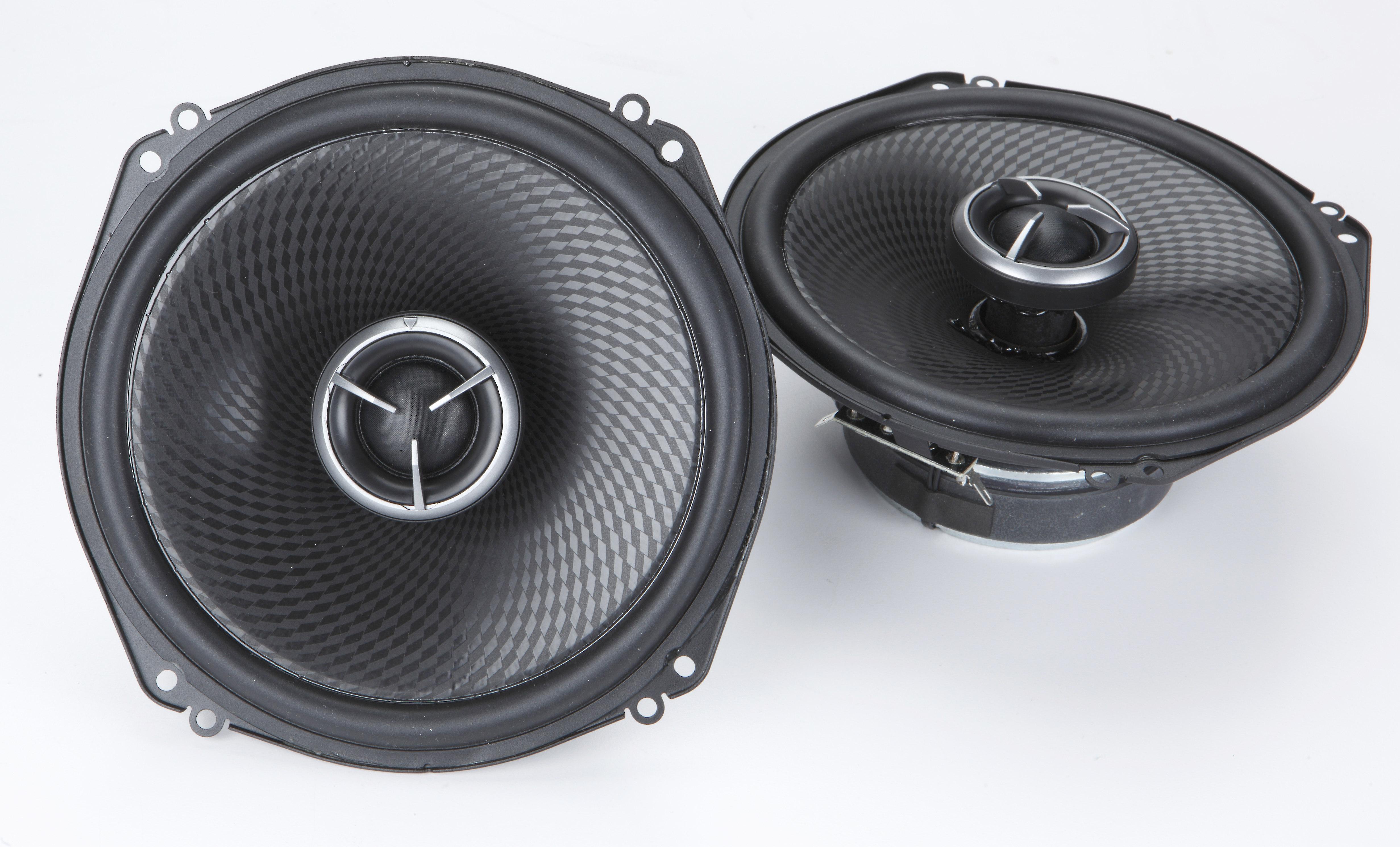 Exelon KFC-X183C Kenwood Custom Fit Car Speakers