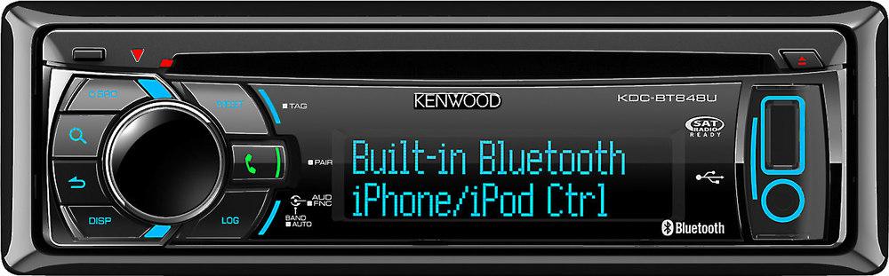 kenwood kdc bt848u cd receiver at crutchfield com rh crutchfield com Kenwood KDC 400U Wiring-Diagram Kenwood Wiring-Diagram Colors