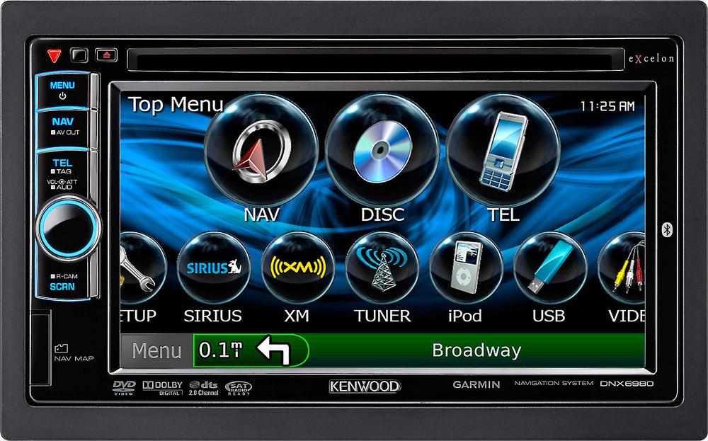 kenwood excelon dnx6980 navigation receiver at crutchfield com rh crutchfield com Kenwood Car Stereo Manual Kenwood Car Stereo Manual