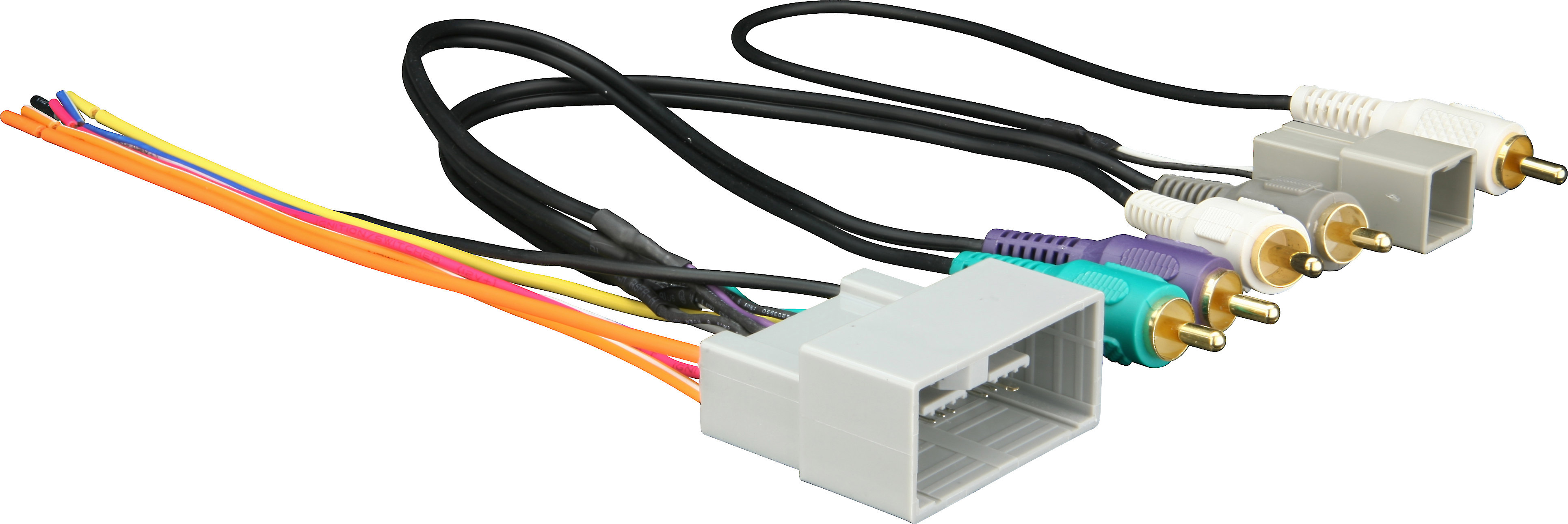 Metra 70-1730 Receiver Wiring Harness Connect a new car stereo in select on vehicle trailer wiring, vehicle specific speakers, vehicle specific seat covers, vehicle wiring hardness, vehicle specific wiring harnes jvc kw-r500,