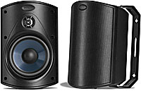Polk Audio Atrium4 BK  Outdoor speakers (pair)
