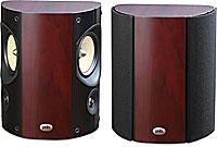 PSB Imagine S Cherry Pair  Tri-mode surround speakers