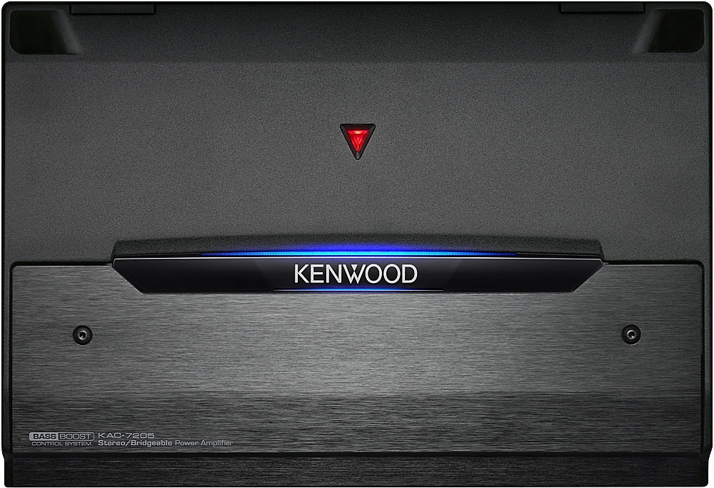 x113KAC7205 F kenwood kac 7205 2 channel car amplifier 170 watts rms x 2 at kenwood kac 7205 wiring diagram at alyssarenee.co