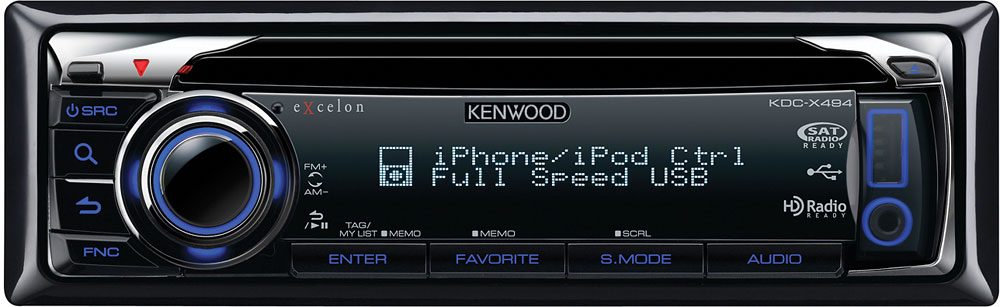 Kenwood kdc x494 manual