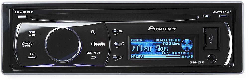 pioneer deh p4200ub cd receiver at crutchfield com pioneer deh-1200mp pioneer deh p4200ub wiring harness #13