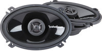 "Rockford Fosgate Punch P1462  4"" x 6"" 2-way Speakers"
