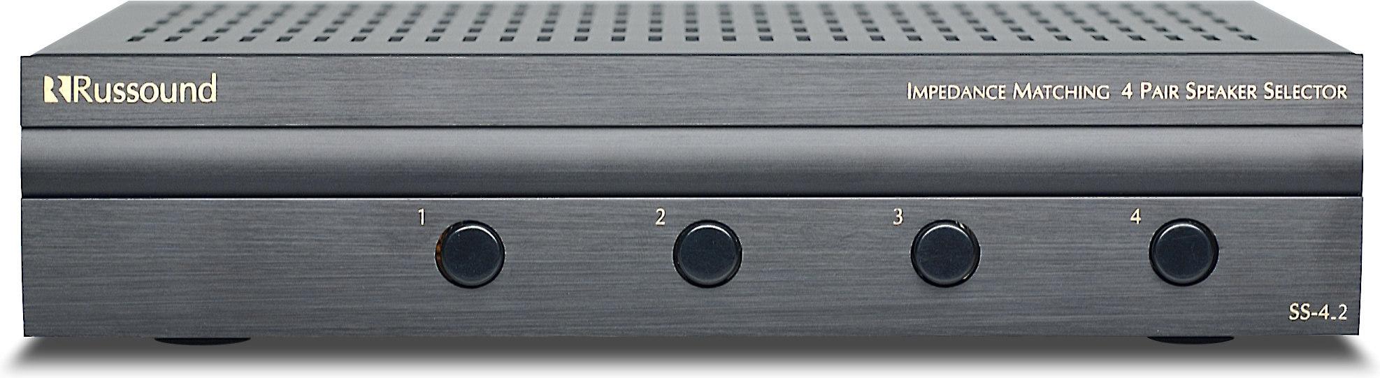 Russound SS-10.10 10-pair speaker selector at Crutchfield