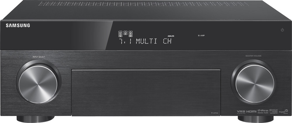 samsung hw d700 home theater receiver with 3d ready hdmi switching rh crutchfield com Kenwood Amplifiers Samsung Wireless Amplifier