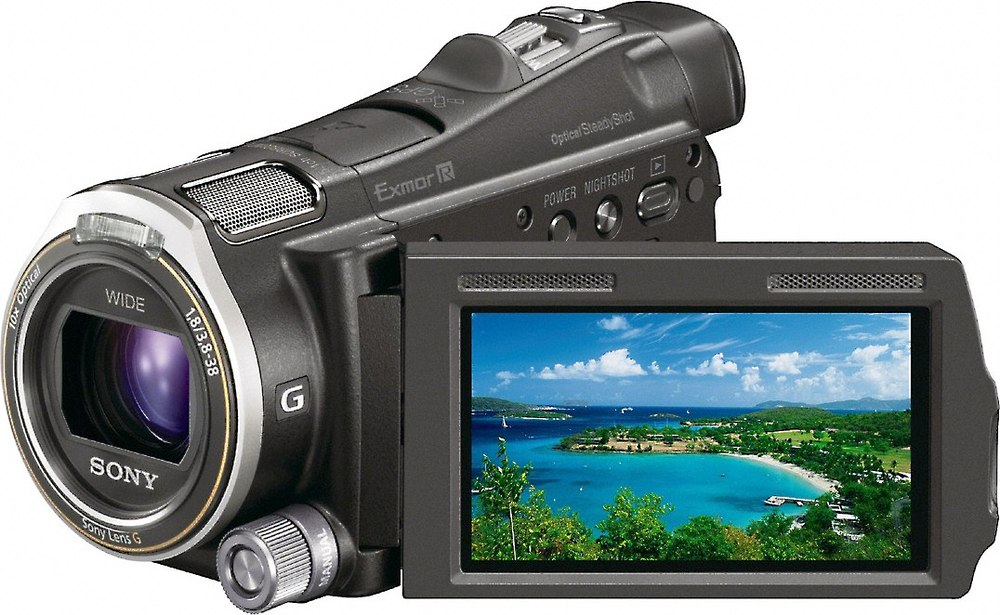 Sony video camera recovery software