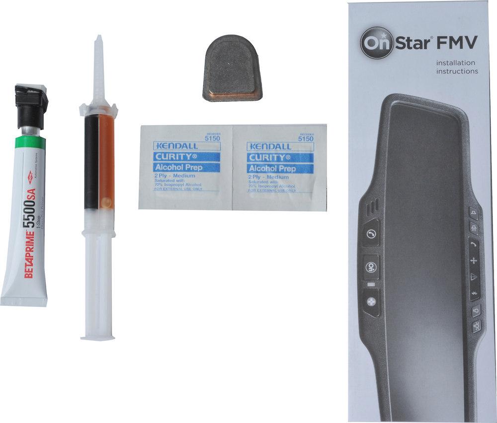 Onstar Fmv Wiring Diagram OnStar FMV Battery Wiring