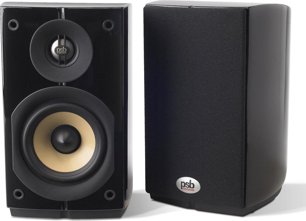 PSB Imagine Mini (Gloss Black) Compact bookshelf speakers ...