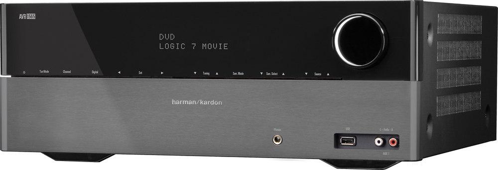 harman kardon avr 1565 home theater receiver with 3d ready hdmi rh crutchfield com