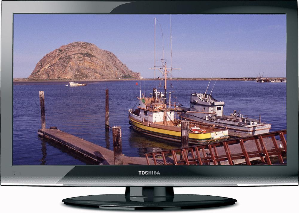 toshiba 46g310u 46 1080p lcd hdtv at crutchfield com rh crutchfield com Toshiba 46 TV Toshiba 46 TV