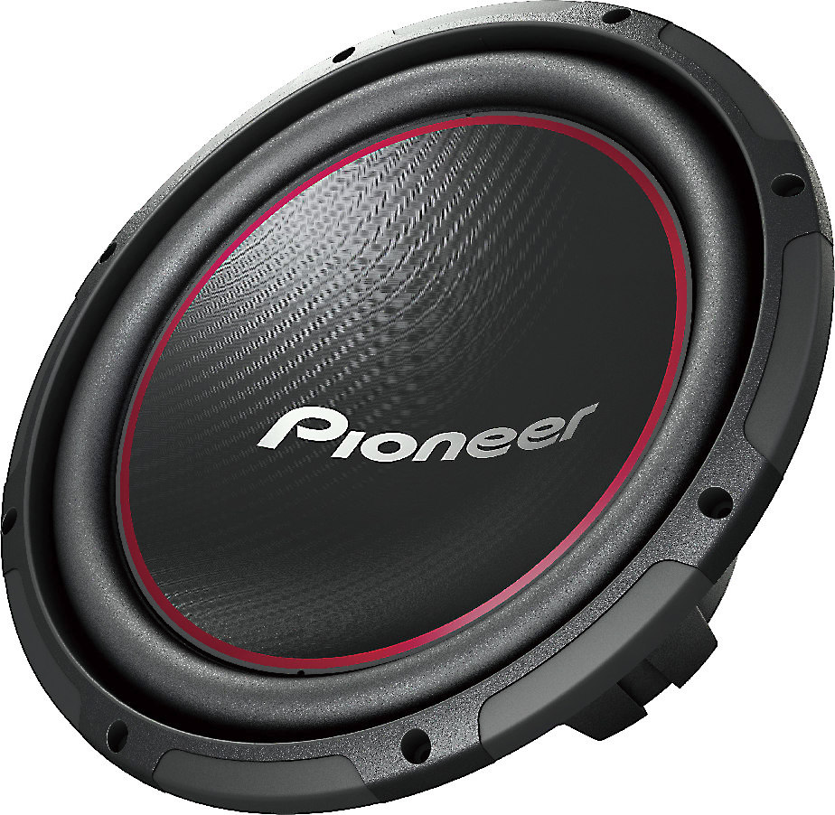 Pioneer Champion Series PRO TS-W3003Dsubwoofer with dual