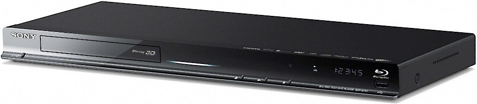 Sony BDP-S580 Blu-ray player
