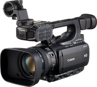 Canon XF-100 High Definition Camcorder  10X HD Lens, 1920...