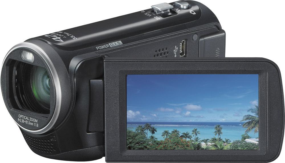 panasonic hdc tm80 black hd camcorder with 16gb flash memory at rh crutchfield com Manual Panasonic Radio Panasonic TV Manual