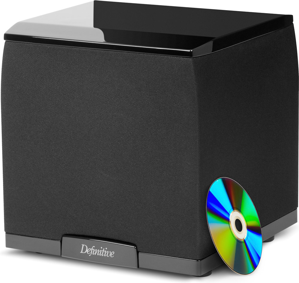 definitive technology supercube ultra compact powered definitive technology supercube 2000 ultra compact powered subwoofer for home theater at com