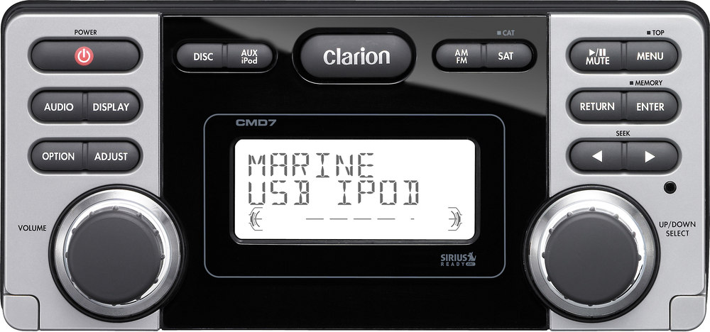 Clarion Cmd7 Manual - Good Owner Guide Website •