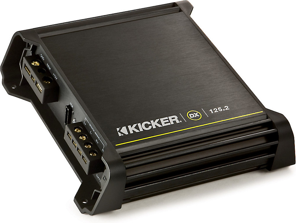 Kicker 11dx1252 2 channel car amplifier 30 watts rms x 2 at kicker 11dx1252 2 channel car amplifier 30 watts rms x 2 at crutchfield sciox Gallery