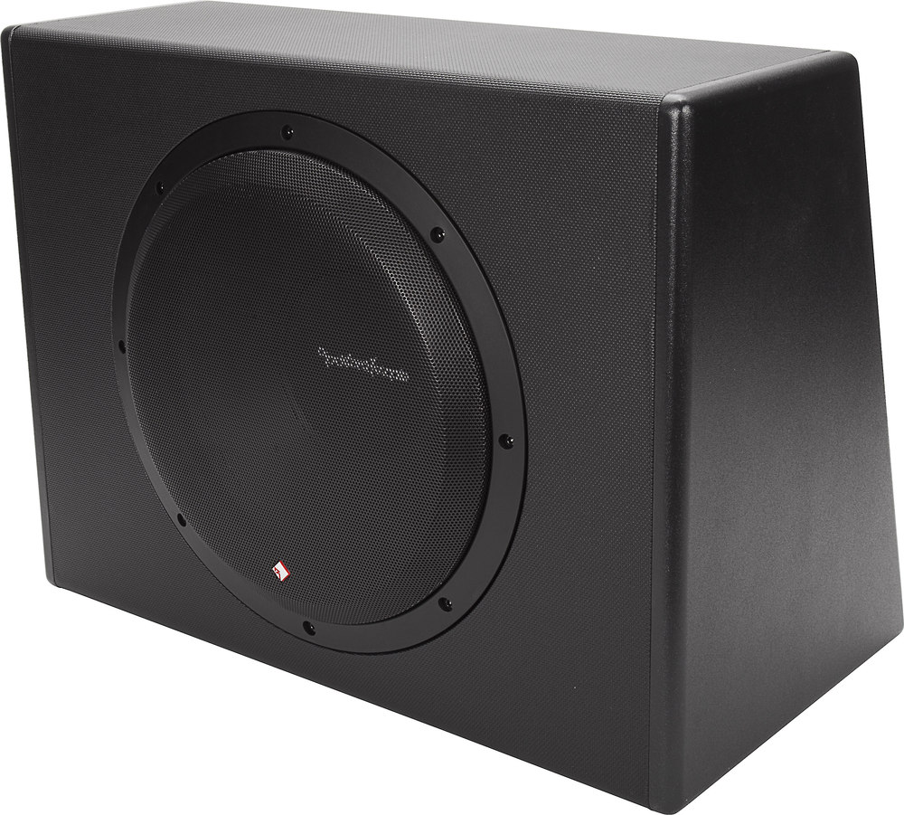 rockford fosgate punch p300 12 single 12 subwoofer enclosure rockford fosgate punch p300 12 single 12 subwoofer enclosure 300 watt amp at crutchfield com