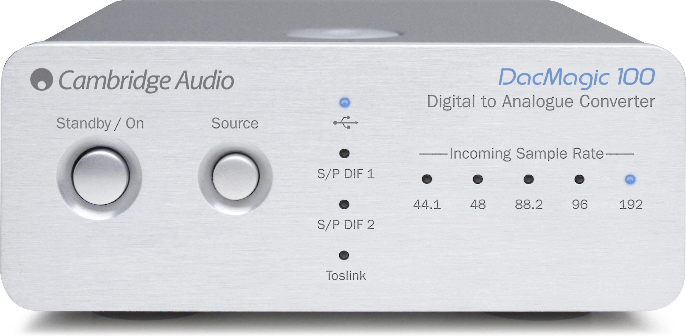 Cambridge Audio DacMagic 100 (Silver)