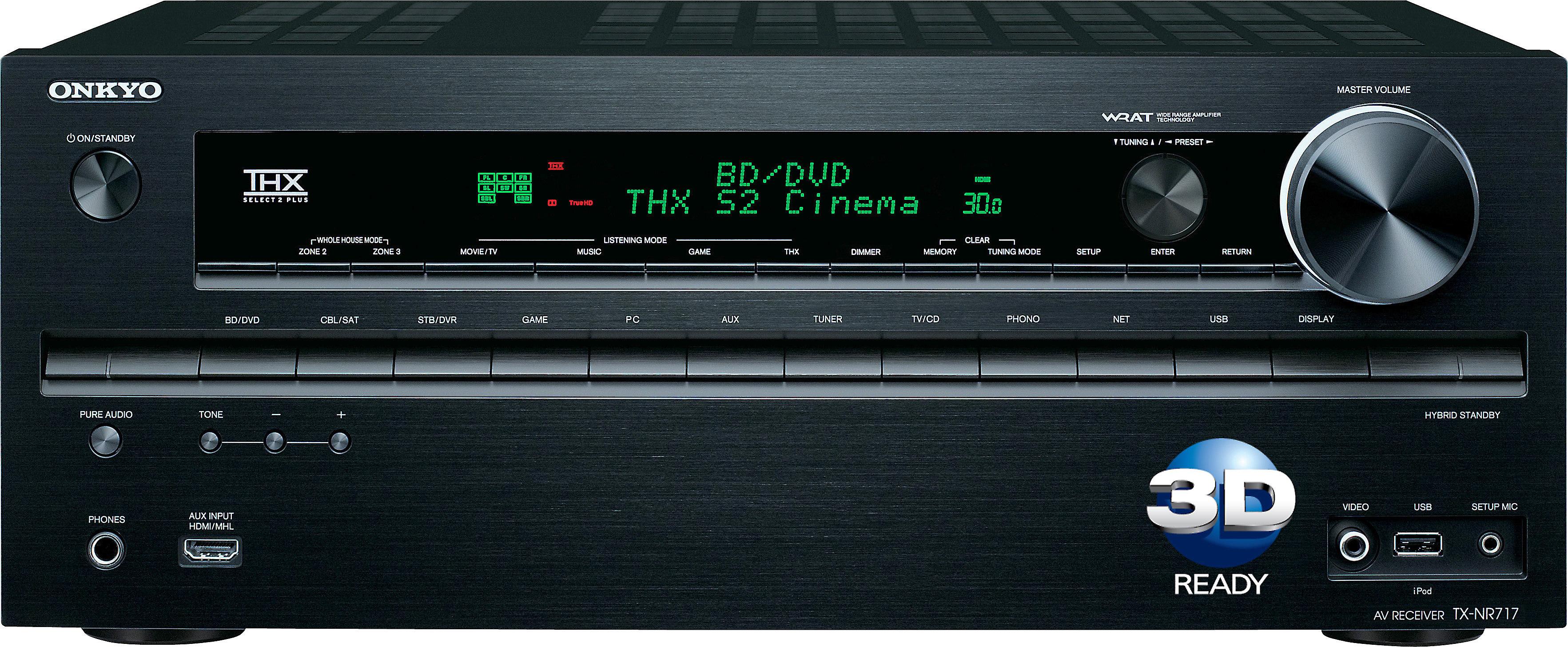 Onkyo TX-NR717