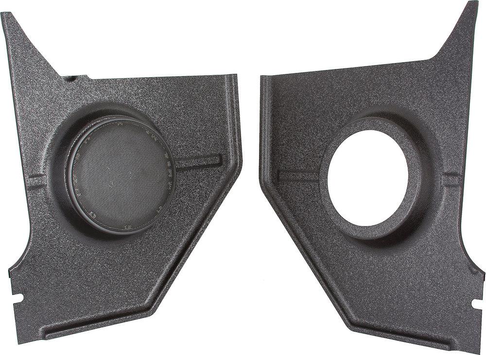 retrosound mkp646 s kick panel enclosures includes a pair of 6 3 4 speakers fits in 1964 66. Black Bedroom Furniture Sets. Home Design Ideas