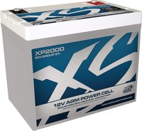 XS Power XP2000  12V AGM Batt. Max 2kA  Ah: 80/RC: 150