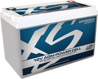 XS Power XP3000  12V AGM Batt. Max 3kA  Ah: 120/RC: 240