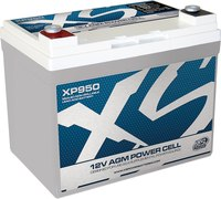 XS Power XP950  12V AGM Batt. Max 950A  Ah: 35/RC: 50