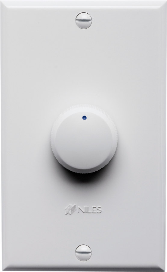 Niles WVC100K Weatherproof stereo volume control with impedance ...