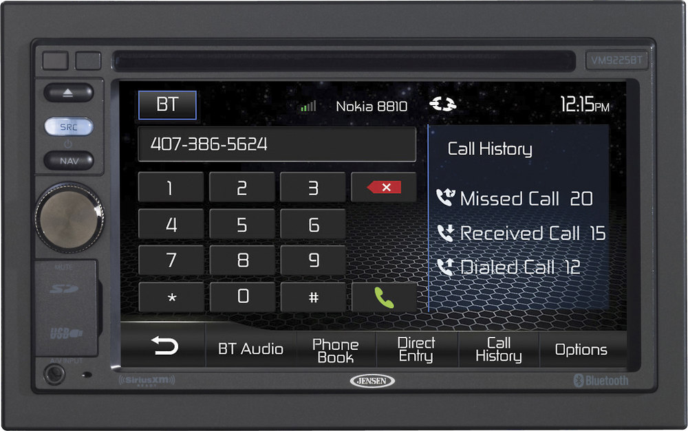 x110VM9225B F jensen vm9225bt dvd receiver at crutchfield com  at nearapp.co