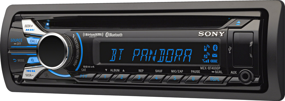 sony mex bt4000p cd receiver at crutchfield com rh crutchfield com