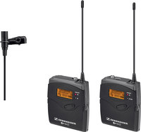 Sennheiser EW112PG3 Wireless Clip Microphone System