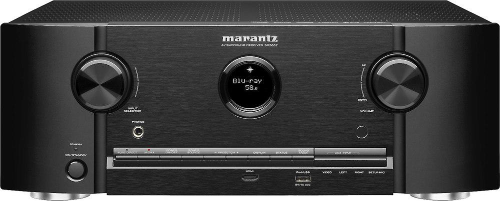 marantz sr5007 7 2 channel home theater receiver with apple airplay rh crutchfield com marantz sr5007 user manual pdf Photos of the Back of a Marantz SR5007