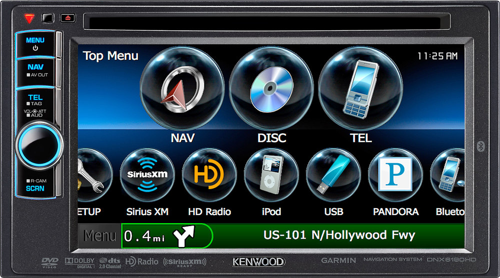 x113DNX6190 F kenwood dnx6190hd navigation receiver at crutchfield com kenwood dnx5190 wiring diagram at soozxer.org