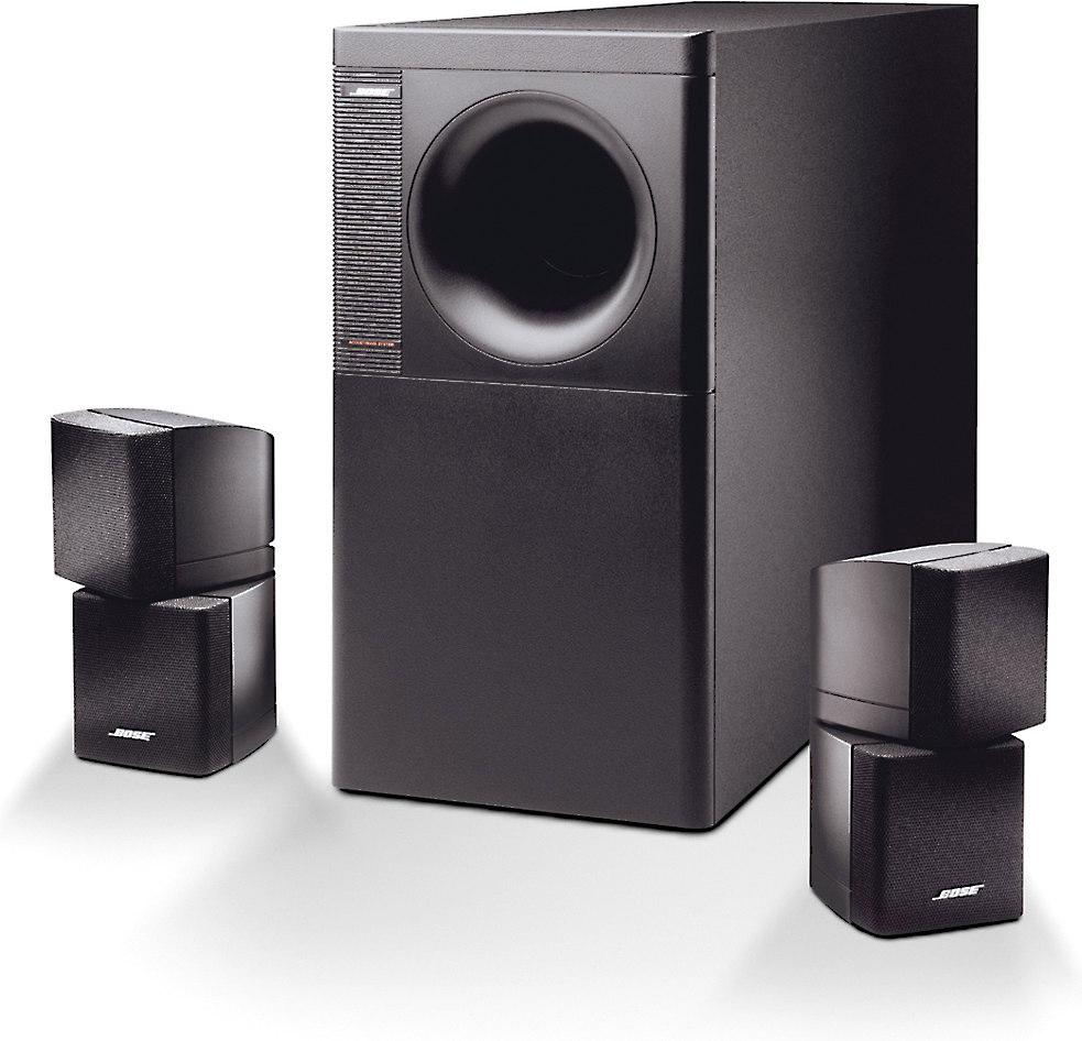 bose acoustimass 5 series iii speaker system black at. Black Bedroom Furniture Sets. Home Design Ideas
