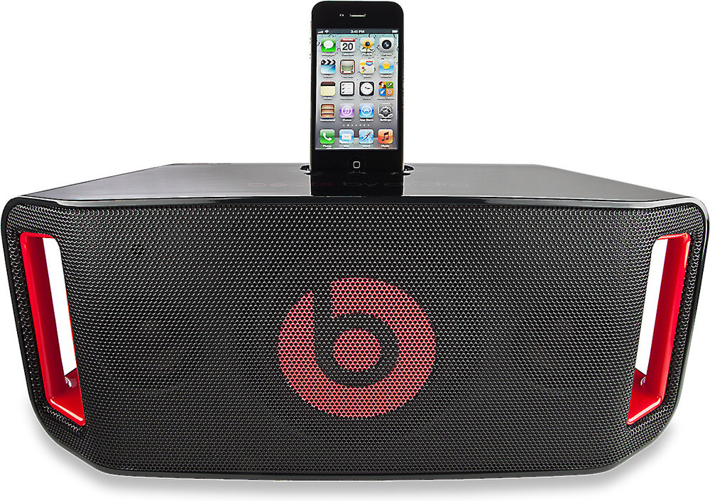Beats By Dr Dre Beatbox Portable Black Powered