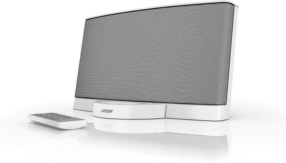 Car Speaker Bose >> Bose® SoundDock® Series II digital music system (White ...
