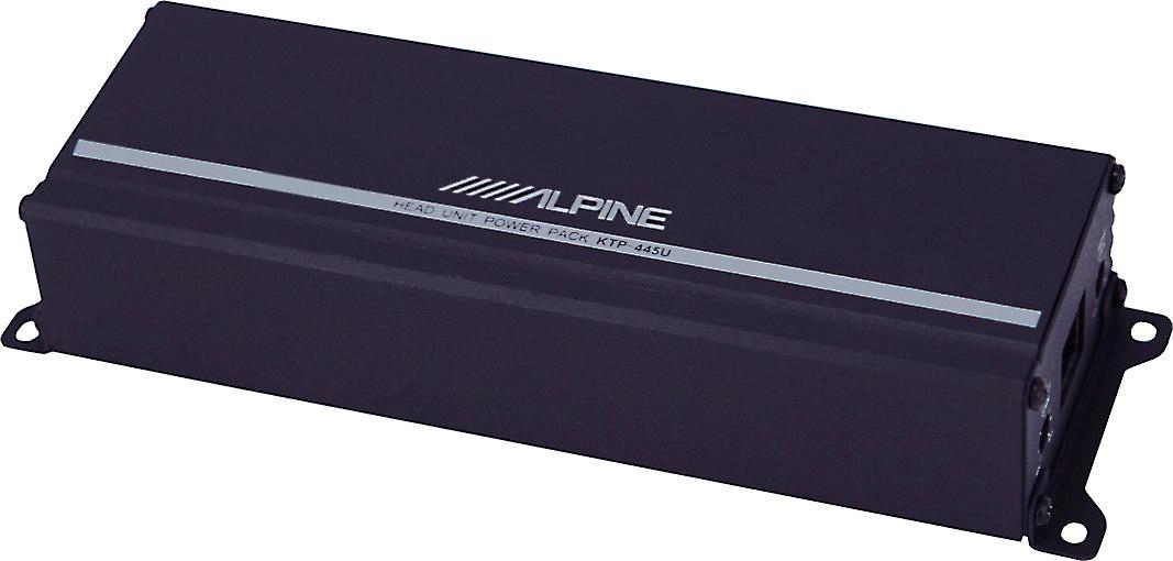 Alpine KTP-445U 4-channel Power Pack Amplifier