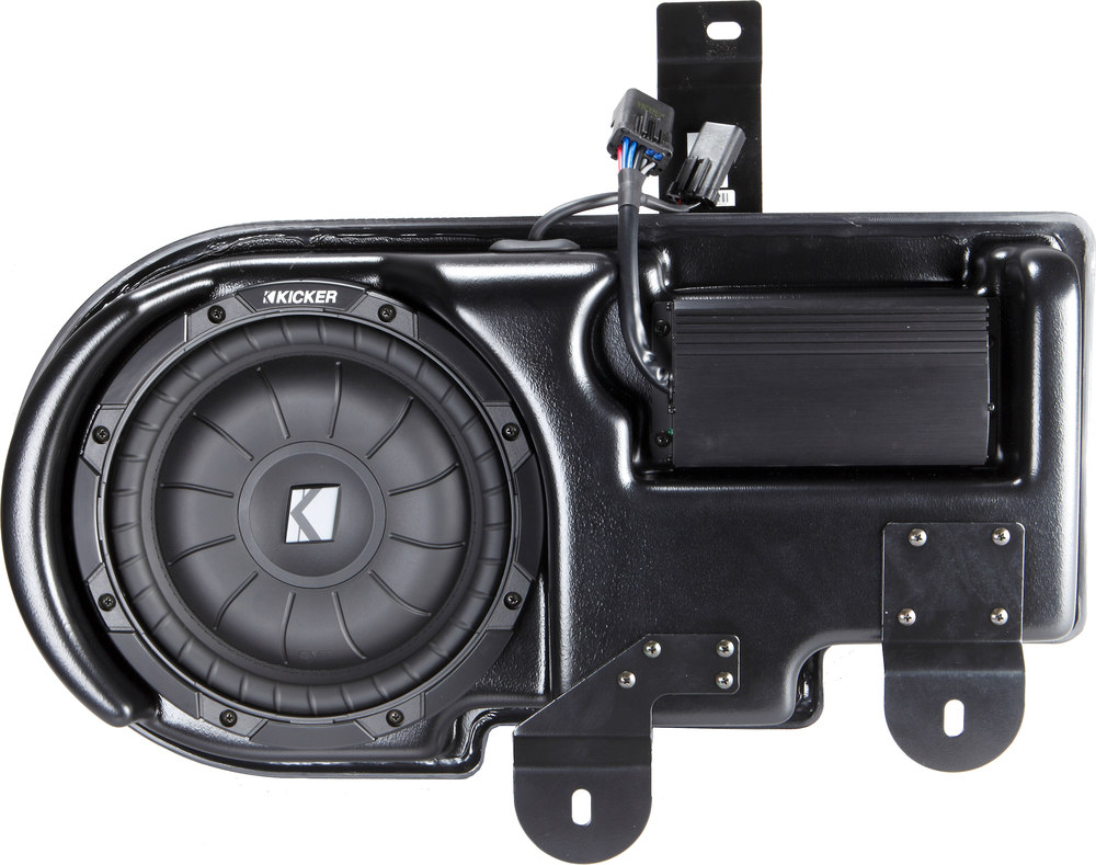 Kicker VSS trade SubStage trade SF150C09 Custom fit powered