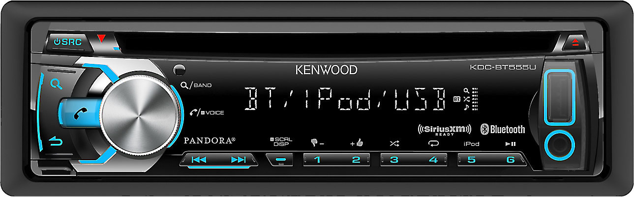 [QMVU_8575]  Kenwood KDC-BT555U CD receiver at Crutchfield | Kenwood Kdc Bt555u Wiring Diagram Cd Reciver Model |  | Crutchfield