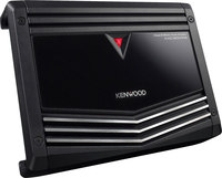 Kenwood KAC-5001PS  500W x 1 Subwoofer Amplifier