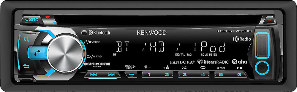 kenwood kdc bt755hd cd receiver at crutchfield com rh crutchfield com Kenwood Model KDC Wiring-Diagram Kenwood Home Stereo Wiring Diagram