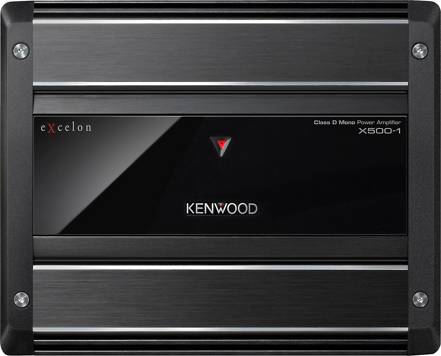 Kenwood Excelon X500-1 on
