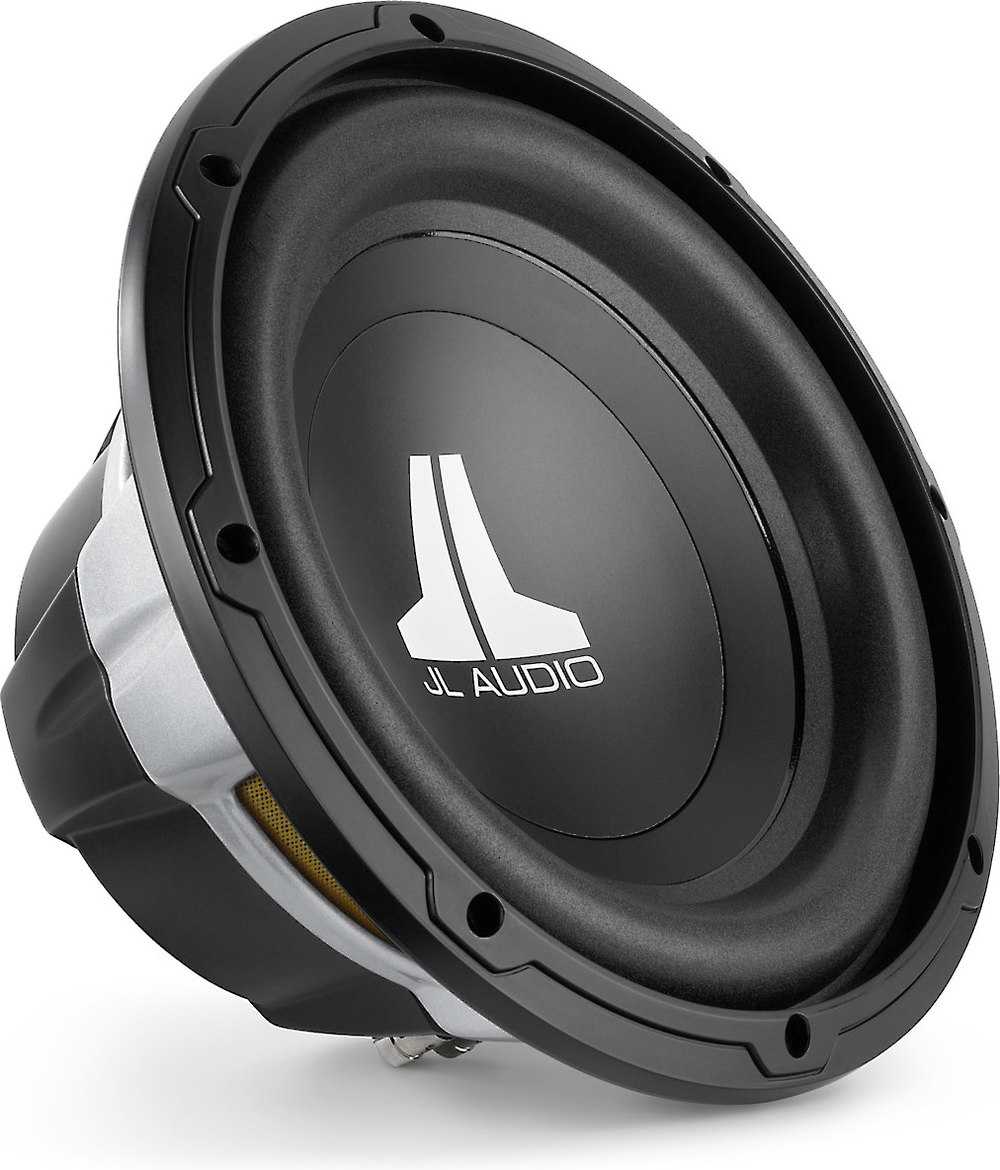 jl audio 10w0v3 4 w0v3 series 10 4 ohm subwoofer at. Black Bedroom Furniture Sets. Home Design Ideas